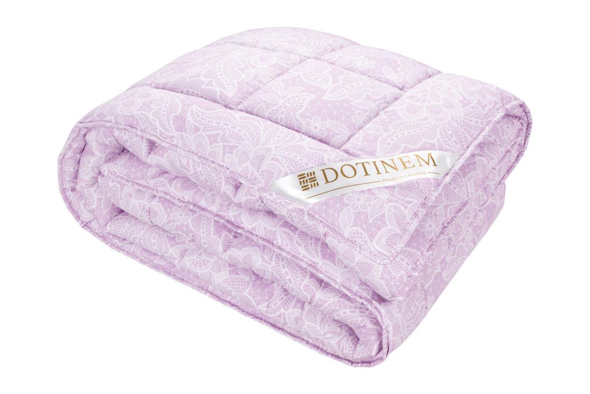 Одеяло DOTINEM SAXON овечья шерсть евро 195х215 см (214888-9)