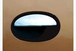 Накладки на ручки (4 шт., нерж.) - Opel Corsa C 2000↗ гг.
