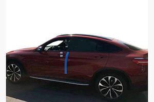 Рейлинги ОЕМ - Mercedes GLC coupe C253