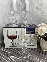 Набор бокалов для вина CRYSTALITE BOHEMIA Sterna 6x230 мл
