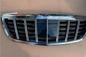 Решетка радиатора GT - Mercedes S-klass W222
