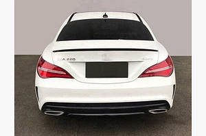Спойлер (Тайвань, под покраску) - Mercedes CLA C117 2013↗ гг.