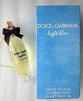 """Мини-парфюм женский """"D&G"""" D&G Light Blue 30 мл"""