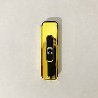 Зажигалка электрическая. Цвет: золотой
