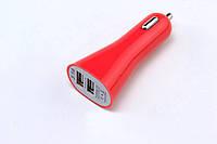 Автомобильное зарядное 2 USB
