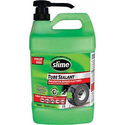 Антипрокольная жидкость для камер Slime, 3.8л Герметик для камер