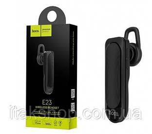 Bluetooth гарнитура Hoco E23 Black