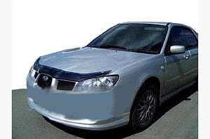 Дефлектор капота 2006-2008 (SIM) - Subaru Impreza 2007-2011 гг.
