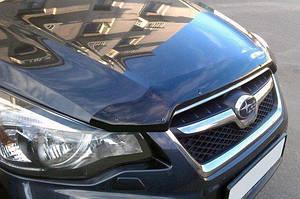 Дефлектор капота (SIM) - Subaru Impreza 2011-2016 гг.