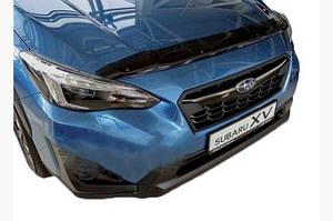 Дефлектор капота (SIM) - Subaru XV 2017↗︎ гг.
