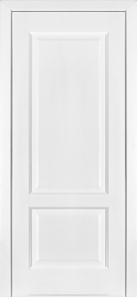 Межкомнатные двери  Терминус №4 ясень белый