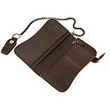 Мужские портмоне из натуральной кожи, фото 5