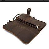 Мужские портмоне из натуральной кожи, фото 6