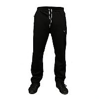 Теплые молодежные брюки байка пр-во Турция 0784 Black, фото 1
