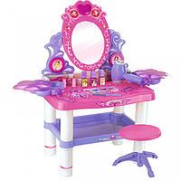 Детское трюмо со столом Салон красоты Трюмо с зеркалом