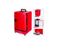 Автохолодильник термоэлектрический 14 л, 12V, 24V, 220V 48W Vitol