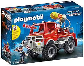 Playmobil Пожарная машина-вездеход с водяной пушкой (9466)
