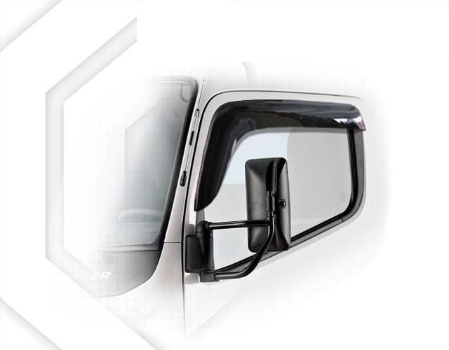 Дефлекторы окон Mitsubishi FUSO Canter 2009 | Ветровики Митсубиси Фусо