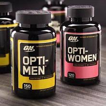 Витамины и минералы Optimum Nutrition