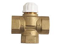 Кран термостат 3-ходовий (большой, малый круг) под головку