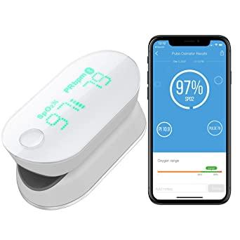 Пульсоксиметр iHealth AIR PO3M