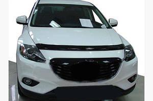 Дефлектор капота (SIM) - Mazda CX-9 2017↗