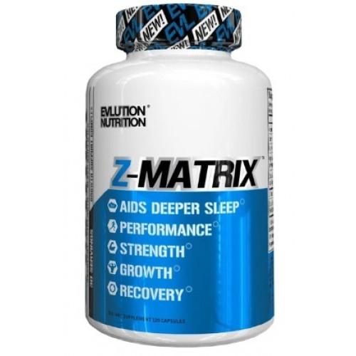 Evlution Nutrition ZMATRIX 120caps