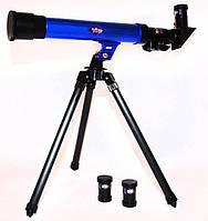 Детский телескоп 2101 \ 2106 \2103 на треноге 3 набора линз