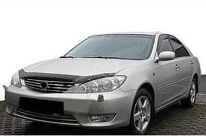Дефлектор капота c вырезом 2000-2003 (SIM) - Toyota Camry 1997-2002 гг.