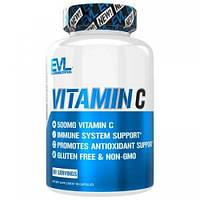 Витамин Ц Evlution Nutrition Vitamin C 500 90caps