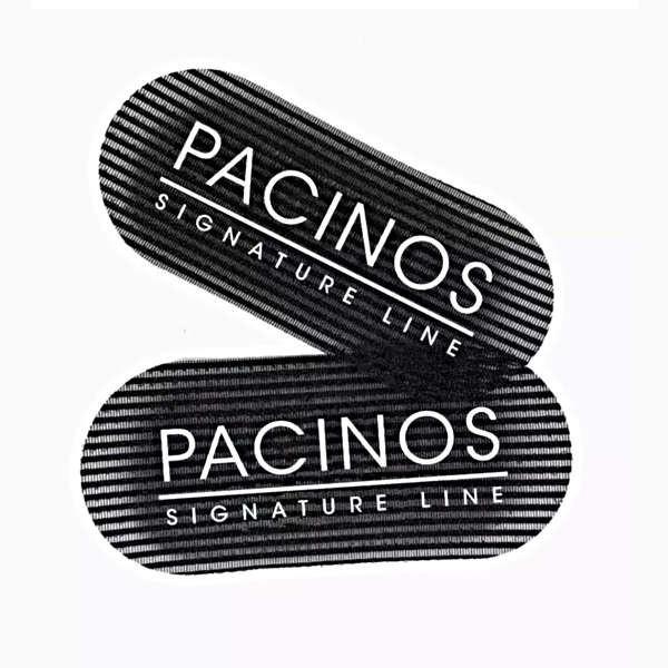 Зажим для волос на липучке Pacinos Hair Grippers 2шт 163мм