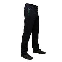 Теплые молодежные брюки байка пр-во Турция 0784 Dark Blue