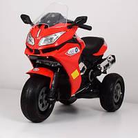 Мотоцикл Bambi M 3688EL-3 Красный