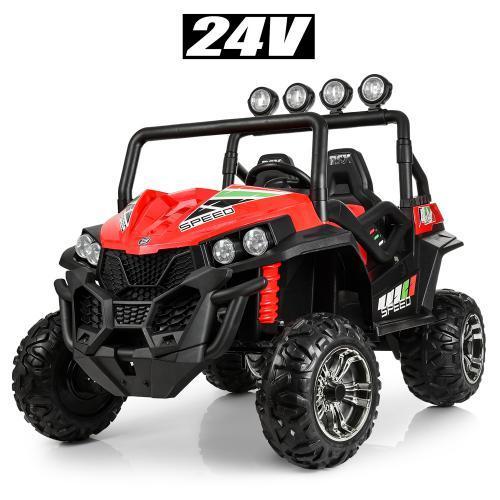 Электромобиль Bambi M 3454(2)EBLR-3(24V) Красный