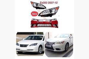 Комплект рестайлинга - Lexus ES 2006-2011 гг.