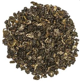 Чай зеленый рассыпной листовой зеленый чай Зеленая улитка 50 г
