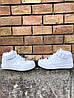 Кроссовки белые Nike Air Force High White