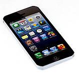 Iphone блокнот черный ( сувенир айфон ), фото 2