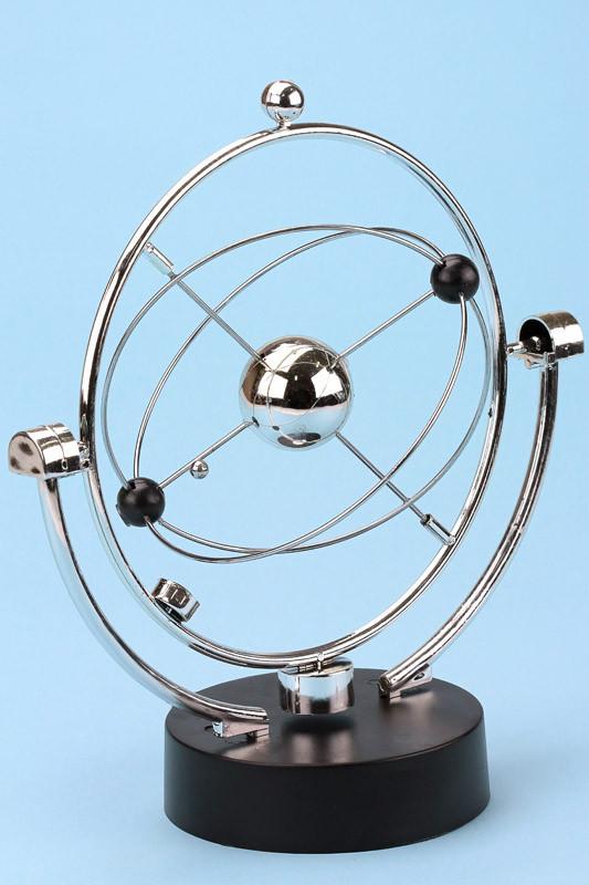 "Mobile ""супер атом"" ( вечный двигатель / Маятник Ньютона Kinetic Orbital )"