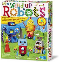 Игровой набор Заводные роботы 4M 00-04655, фото 1