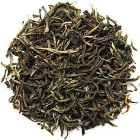 Чай зеленый рассыпной листовой зеленый чай Ресницы красавицы 50 г