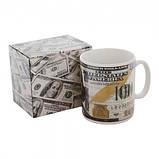 Кружка Гигант Доллар, фото 2