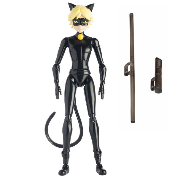 Miraculous Леді Баг і Супер-Кіт Лялька-хлопчик Супер кіт 39722 Action Figure Cat Noir