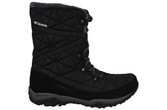 Обувь COLUMBIA LOVELAND BL 1743 010 женские детские черные сапоги