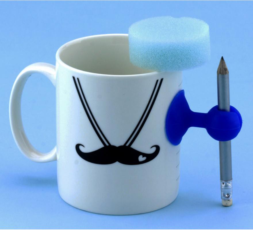 Кружка Органайзер Moustache ( усы / мужской дневник )