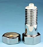 Болт с гайкой «серебро» графин штоф, фото 2