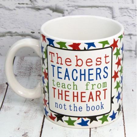 Кружка Самый лучший учитель The best teacher