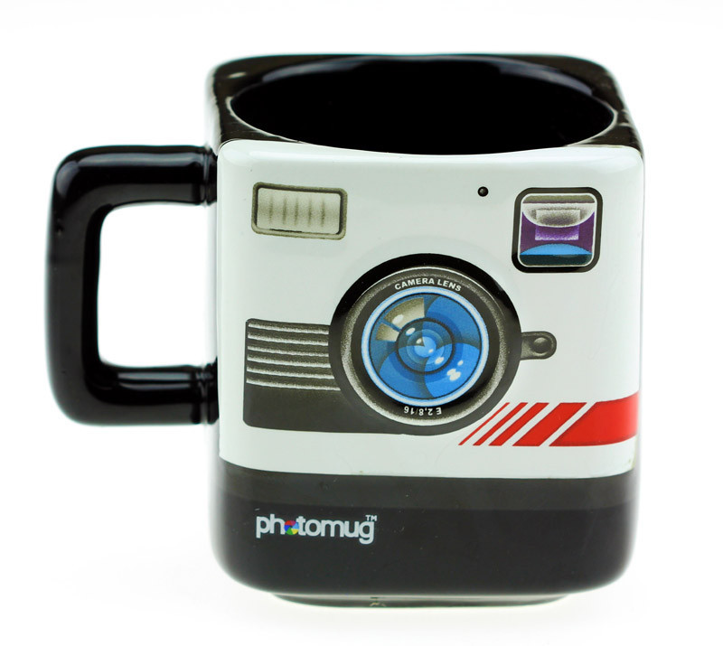 Кружка фотоаппарат ( photomug / камера )