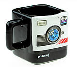 Кружка фотоаппарат ( photomug / камера ), фото 3