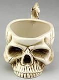Кружка Череп с костями, фото 3